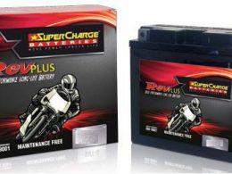 Motorbike Battery 12v 18Ah 250cca REVPLUS STX20L-BS YTX20L-BS
