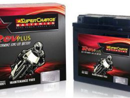 Motorbike Battery , quad Battery 12v 12ah REVPLUS 200 cca YTX14-BS SVT-8 AGM (HARLEY DAVIDSON BATTERY)
