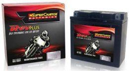 Motorbike Battery 12v 19Ah 240cca REVPLUS SB16L-B YB16L-B
