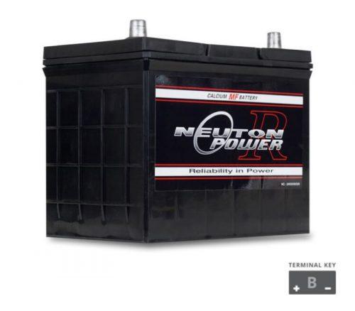57MF battery 650 cca NEUTON POWER 36 months warranty N50 MF57 npn50