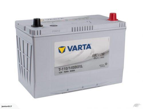 VARTA N70ZL – CAR BATTERY 820 CCA 145D31L T110LEFB