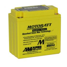 MOTOBATT QUADFLEX MB9U 12V 140CCA MOTORBIKE BATTERY CB9 CB9-B CB9-A2 YB7-A