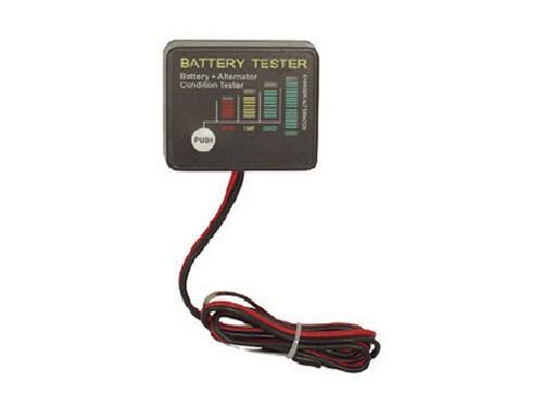 Projecta 12v Onboard Battery Tester and Alternator Load Tester SG100