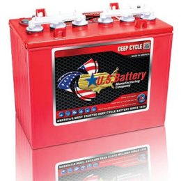GOLF CART BATTERY 12 Volt 155 AH US battery US 12VRX XC2 US12V