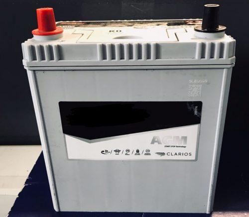 S34B20R battery START-STOP BATTERY 12V 340 CCA TOYOTA PRIUS TOYOTA AQUA BATTERY