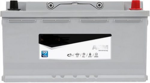 LN6 AGM BATTERY 950 cca 105 AH BOSCH LN6 compatible VARTA H15 605 901 095 / SSAGM95 / MF95HSS / DIN100 AGM