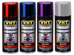 VHT ANODIZED COLOR COAT ( All Colours ) SP450 Anodized Red SP451 Anodized Blue SP452 Anodized Purple SP453 Anodized Base Silver