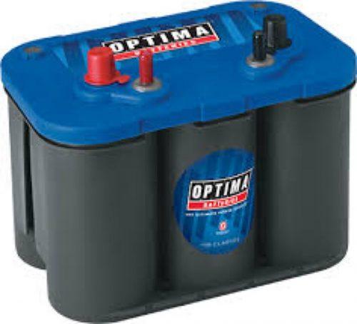 Optima 34M Marine Starting battery 800 cca optima blue top Optima 34M