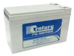 PS1285 Century PS Stationary Power 12v 8.5ah AGM Deep-Cycle Batteries Sealed