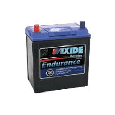 40DPMF EXIDE ENDURANCE CAR BATTERY NS40Z 350 CCA 30 MONTHS WARRANTY
