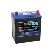 40CPMF EXIDE ENDURANCE CAR BATTERY NS40ZL 350 CCA 30 MONTHS WARRANTY