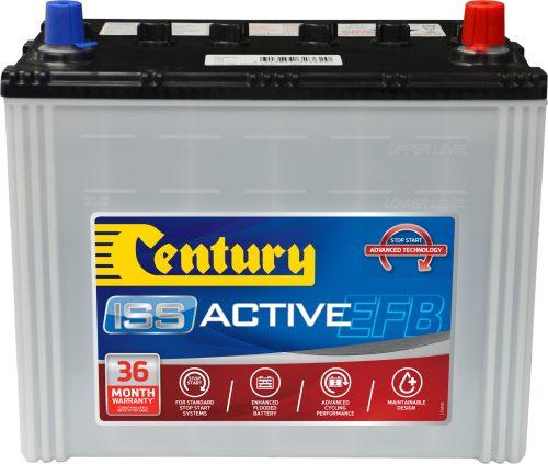 T110 Century Start-Stop EFB Battery 12V 780 CCA T110L 36 MONTHS WARRANTY