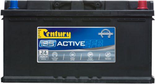 DIN75LMF Century Start-Stop EFB Battery 12V 730 CCA LN4 DIN75 DIN77 24 MONTHS WARRANTY