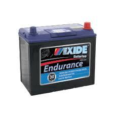 60CPMF EXIDE ENDURANCE CAR BATTERY NS60L 370 CCA 30 MONTHS WARRANTY