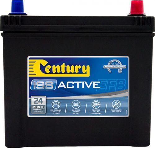 Q85MF Century Start-Stop EFB Battery 12V 550 CCA Q85L 24 MONTHS WARRANTY