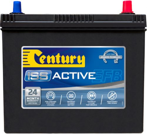 N55MF Century Start-Stop EFB Battery 12V 460 CCA NS60 NS60L 24 MONTHS WARRANTY