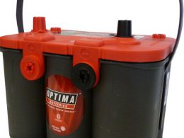 6V Century Optima REDTOP Deep Cycle & Starting AGM Battery 6V 800CCA 36 MONTHS WARRANTY