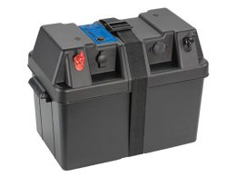 Projecta 12v Battery Portable Power Station / Case BPE330