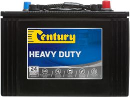 26 CENTURY HEAVY COMMERCIAL HI PERFORMANCE 6 VOLTS 850 CCA 24 MONTHS WARRANTY