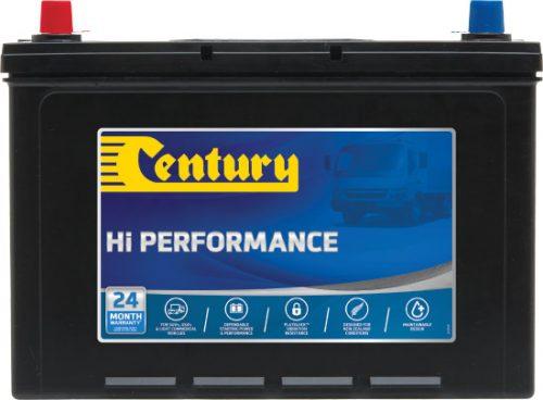 HN70ZZX CENTURY LIGHT COMMERCIAL HI PERFORMANCE 730 CCA N70ZZ 95D31R 24 MONTHS WARRANTY