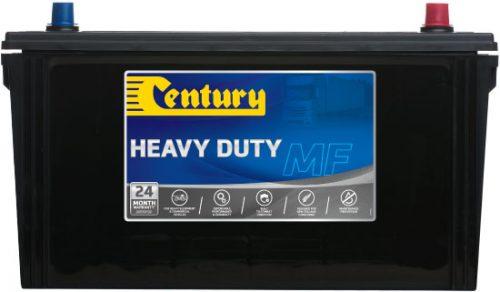 N100LMF N100 CENTURY HEAVY DUTY COMMERCIAL BATTERY 730 CCA 24 MONTHS WARRANTY