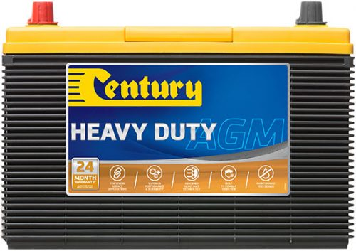 AXD31-950S AGM CENTURY LIGHT COMMERCIAL ULTRA HI PERFORMANCE 950 CCA G31 24 MONTHS WARRANTY