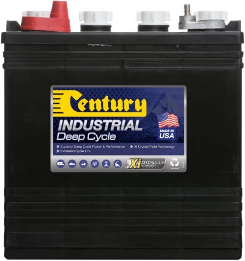 C8VGC US Century Deep Cycle Industrial Battery 8V 170AH 12 MONTHS WARRANTY MADE IN USA