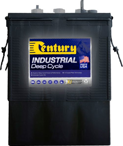 C16 S US Century Deep Cycle Industrial Battery 12V 385AH 12 MONTHS WARRANTY MADE IN USA