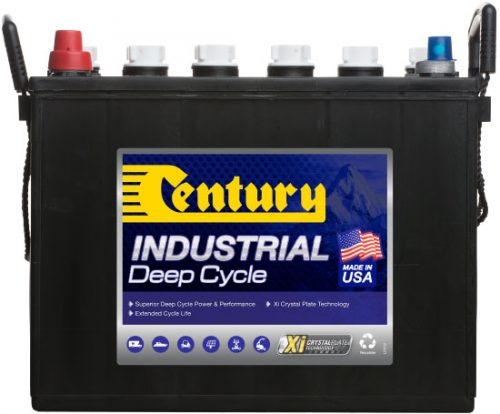 C12V S US Century Deep Cycle Industrial Battery 12V 155AH 12 MONTHS WARRANTY MADE IN USA