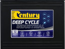 C105 Century Deep Cycle Industrial Battery 6V 225AH 12 MONTHS WARRANTY