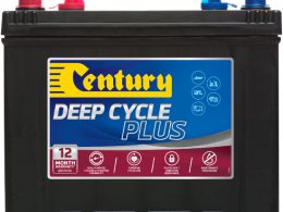 24DCMF Century Deep Cycle Battery 12V 600CCA 82AH 12 MONTHS WARRANTY