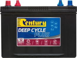 27DCMF Century Deep Cycle Battery 12V 680CCA 96AH 12 MONTHS WARRANTY