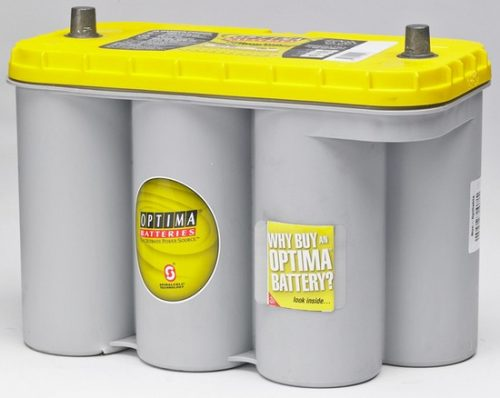 D31A Century Optima YELLOWTOP Deep Cycle & Starting AGM Battery 12V 900CCA 36 MONTHS WARRANTY