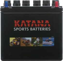 C12N24-3 Katana Maintainable Motorcycle / Ride-On Lawn Mower Battery 12V 24AH 6 MONTHS WARRANTY