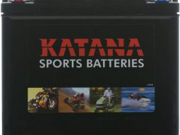 C12N24-4 Katana Maintainable Motorcycle / Ride-On Lawn Mower Battery 12V 24AH 6 MONTHS WARRANTY