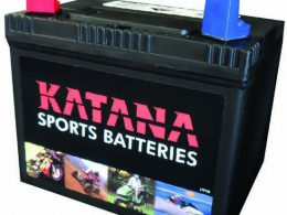 U1MF Katana Maintenance Free VRLA Range Motorcycle / Ride-On Lawn Mower Battery 12V 32AH 6 MONTHS WARRANTY