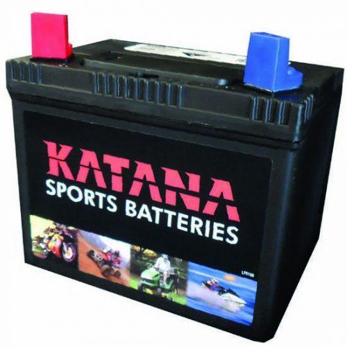 U1MF Katana Maintenance Free VRLA Range Motorcycle / Ride-On Lawn Mower Battery 12V 32AH 6 MONTHS WARRANTY