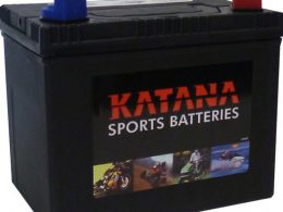 U1RMF Katana Maintenance Free VRLA Range Motorcycle / Ride-On Lawn Mower Battery 12V 32AH 6 MONTHS WARRANTY