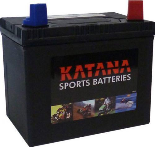 U1RMF Katana Maintenance Free VRLA Range Motorcycle / Ride-On Lawn Mower Battery 12V 32AH 6 MONTHS WARRANTY
