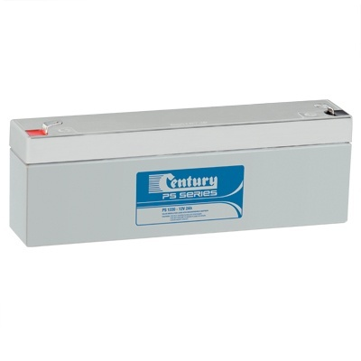 PS1220 Century PS Stationary Power 12v 2ah AGM Deep-Cycle Batteries Sealed
