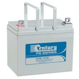 PS12330 Century PS Stationary Power 12v 33ah AGM Deep-Cycle Batteries Sealed