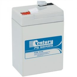 PS640 Century PS Stationary Power 6v 4ah AGM Deep-Cycle Batteries Sealed