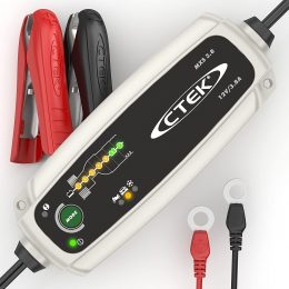 CTEK MXS 3.8 – 12v 3.8a 7 Stage SMART BATTERY CHARGER 5 YEAR WARRANTY