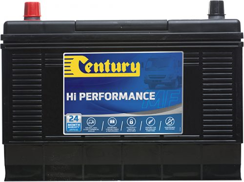 86MFHP CENTURY LIGHT COMMERCIAL HI PERFORMANCE 850 CCA 24 MONTHS WARRANTY