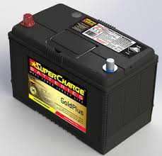 SUPERCHARGE 95D31R BATTERY 810 CCA COMMERCIAL 36 MONTHS WARRANTY (RIGHT HAND)