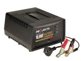 Projecta Charge N Maintain AC1500 12v 10amp 2 Stage Automotive Battery Charger PROJECTA AC1500