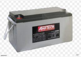 AGM DEEP CYCLE BATTERY 150 AH AMPTECH AT121500D