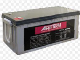 N200 AGM DEEP CYCLE BATTERY 200 AH AMPTECH 122000D