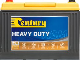 AXD26R AGM CENTURY LIGHT COMMERCIAL ULTRA HI PERFORMANCE 750 CCA 24 MONTHS WARRANTY