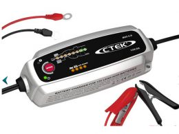 CTEK MXS 5.0 12V-5AMP NG CHARGER with Temperature Compensation 5 YEAR WARRANTY